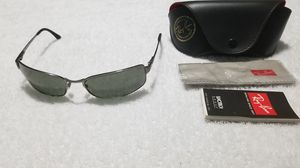 Ray Ban ,sunglasses man ,black color. for Sale in Queens, NY