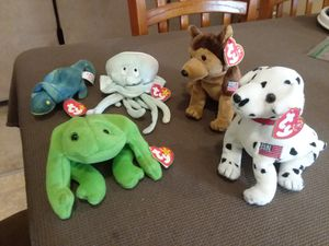 Retired Beanie Babies for Sale in Kent, WA