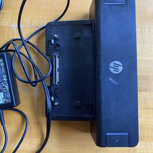 HP Docking Station VB043AA#ABA Including AC Power Adapter for Sale in Renton, WA