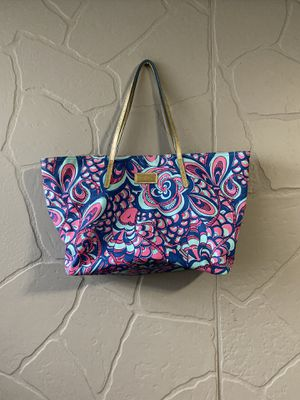 Lilly Pulitzer Resort Tote for Sale in Lebanon, PA