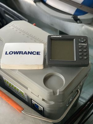 Lowrance x135 Fish Finder for Sale in Columbia, SC