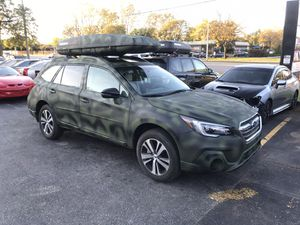 2018 Subaru Outback 3.6R Army Color for Sale in Schaumburg, IL
