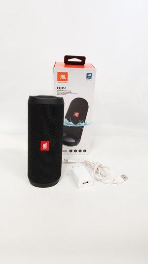 JBL Flip 4 Portable Bluetooth Speaker (773685-1) for Sale in Tacoma, WA