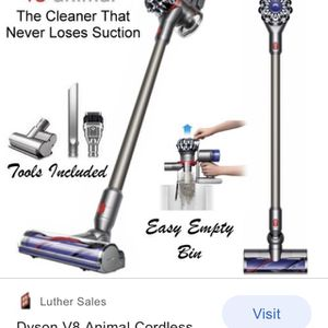 Dyson V8 Ani mail Cordless Vacuum for Sale in Sanford, NC