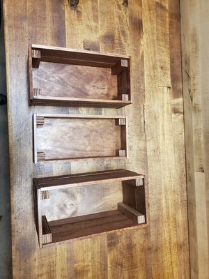 Wood crates for Sale in Buckley, MI