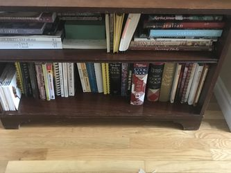 Mahogany Set Of Bookshelves for Sale in Mill Creek,  WA