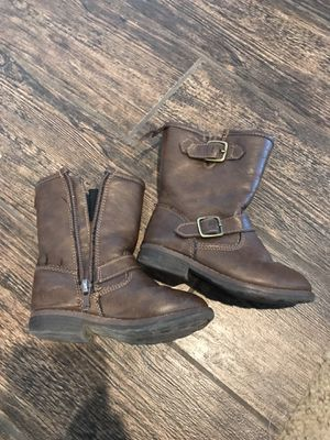 Girls boots size 8 toddler for Sale in Queen Creek, AZ