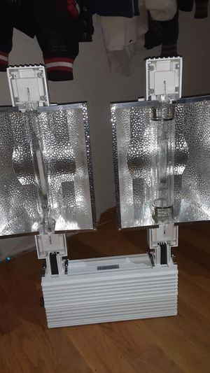 Grow light assembly ballast for Sale in Maple Valley, WA