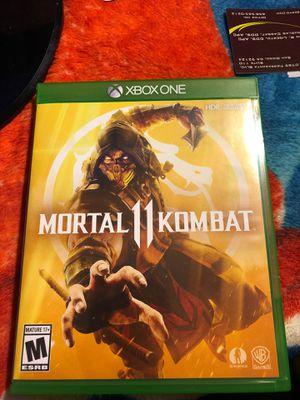 Mortal kombat 11 for Sale in San Diego, CA