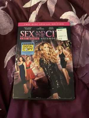 Sex and the city dvd for Sale in Washington, DC