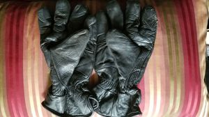 Leather motorcycle gloves women's size L for Sale in Los Osos, CA