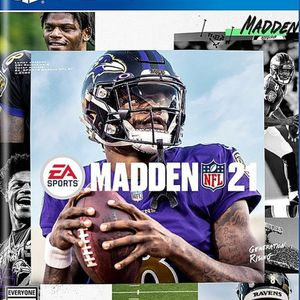MADDEN 21 PS4 for Sale in Hialeah, FL