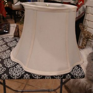 Vintage ivory Lamp Shade for Sale in Roseville, CA