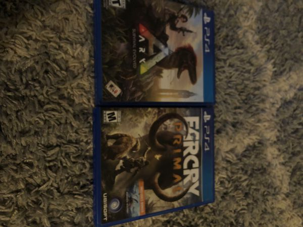 Ark and far cry primal