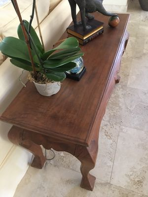 ANTIQUE TABLE, PHILLIPPINES for Sale in Ruskin, FL