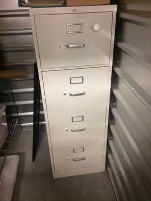 """File cabinets (2) plus flat file (not shown)!for 24"""" x 36"""" drawings, etc. for Sale in Seattle, WA"""