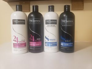 Tresemme Shampoo and conditioner each for $3 check out my page for more offers for Sale in Gardena, CA