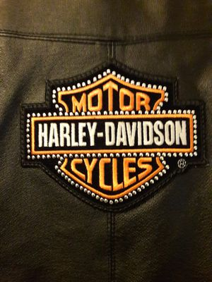 Wilda Harley Davidson woman's leather jacket for Sale in Deltona, FL