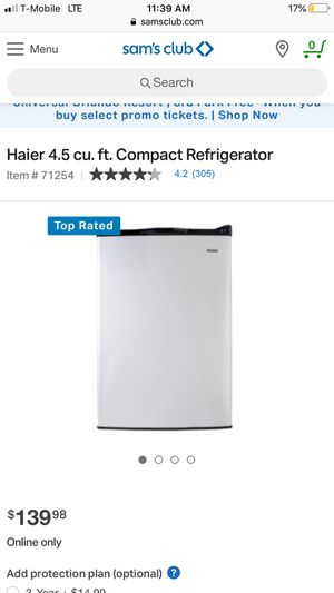 Haier refrigerator for Sale in Brookline, MA