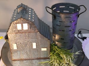 Scentsy wax warmers galvanized for Sale in Fort Hood, TX