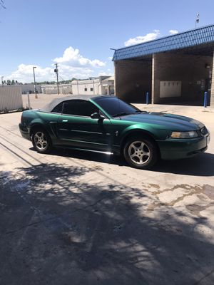 Convertible Mustang for Sale in Denver, CO