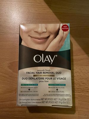 Olay Facial Hair Removal Duo for Sale in Rolling Hills, CA