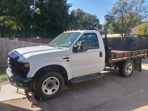 08 f350 flatbed ( bad motor) 5.4 gas for Sale in Irving, TX