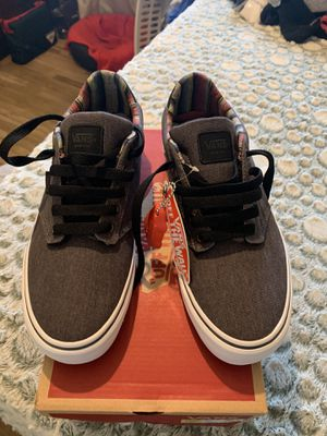 Vans deluxe comfort new size 9 for Sale in Whittier, CA