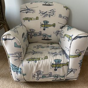 Toddler Airplane Rocking Chair for Sale in Glassboro, NJ
