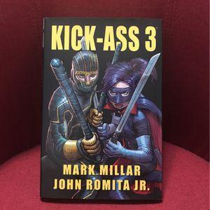 Kick-Ass Vol.3 Hardback for Sale in Gilbert, AZ