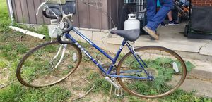 Ross Adventurer 10 speed womans bike. Circa 1988...In fair condition. Needs TLC, new tires and brakes. Asking $75 because it's a great name brand for Sale in N BELLE VRN, PA