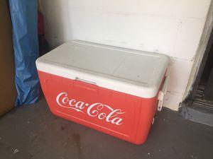 Coca-Cola Coleman Cooler for Sale in Orlando, FL