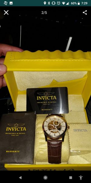 Brand new INVICTA WATCH!!! for Sale in Rockville, MD