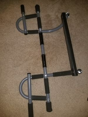 ProsourceFit Multi-Grip Chin-Up/Pull-Up Bar, Heavy Duty Doorway Trainer for Home Gym for Sale in Dallas, TX