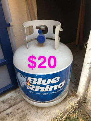 propane tank blue rhino for Sale in Gardena, CA