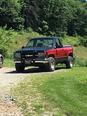 1992 Chevy Silverado for Sale in Walker, WV