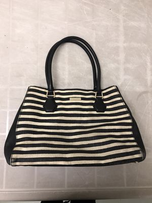 Kate Spade Catherine Street Louise Black/White Bag for Sale in Oakland, CA