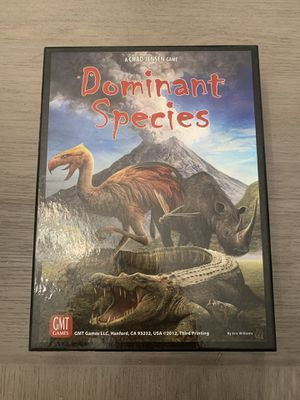Dominant Species board game (3rd Printing) for Sale in Seattle, WA