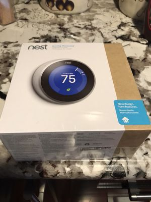 Nest Thermostat for Sale in Medford, MA