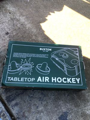 Table air hockey for Sale in Vacaville, CA