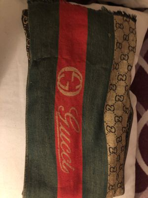 Gucci scarf for Sale in Oviedo, FL