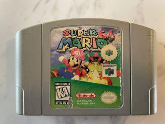 Super Mario 64  for Sale in Oakland Park, FL