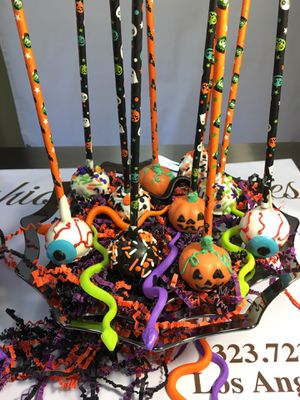 Halloween cakepops for Sale in Los Angeles, CA