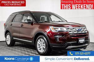 2018 Ford Explorer for Sale in Falls Church, VA