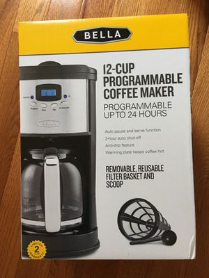 Brand New Coffee maker for Sale in Potomac Falls, VA