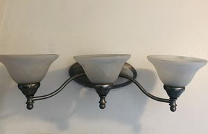 Bathroom light fixture for Sale in Los Angeles, CA