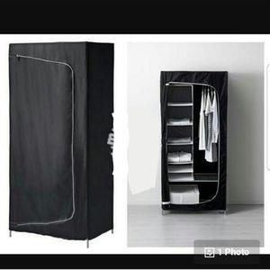 IKEA Wardrobe closet clothes rack for Sale in Everett, WA
