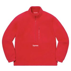 Supreme Polartec Half Zip Pullover (Size Medium) for Sale in Los Angeles, CA