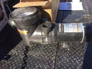 Hayward powerlifting matrix 1.0 hp pool pump unused for Sale in Las Vegas, NV