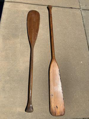 Vintage Oars for Sale in Bloomingdale, IL